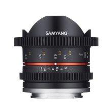 Samyang 8 mm T3.1 VDSLR Manual Focus Video Lens for Canon M