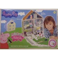 Peppa Pig ~ Decorate Peppa's House
