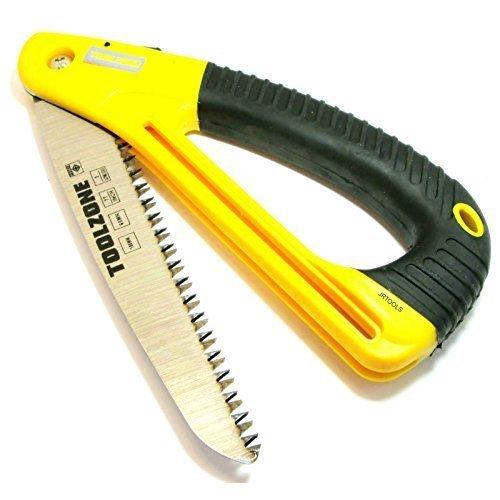 Quality Folding Pruning Saw/ Hand Saw New Gd098 Gardening Etc