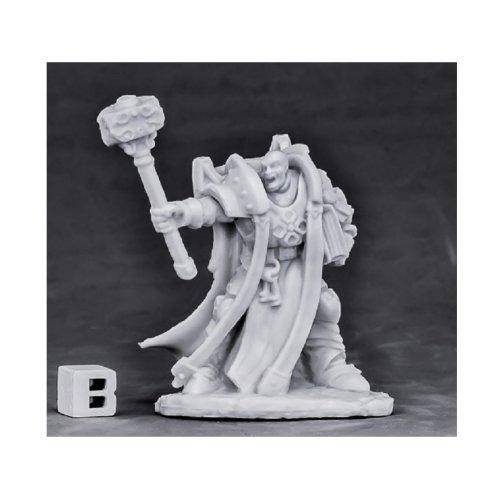 Reaper Miniatures Bones 77553 Crusader Ardent