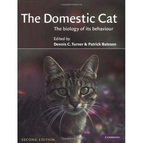 The Domestic Cat 2ed: The Biology of its Behaviour