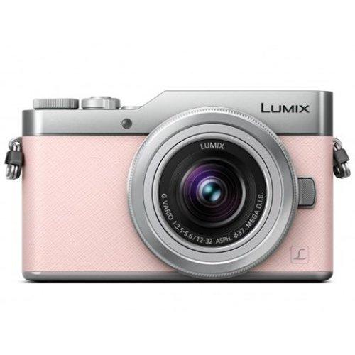 PANASONIC DMC-GF9K Pink KIT 12-32mm F3.5-5.6 ASPH O.I.S Silver