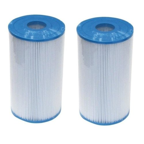 Affordapool 'Season Long' Reusable Pool Filter x2. Intex Type A Size
