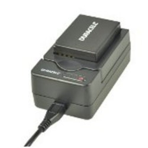 Duracell DRO5842 Indoor battery charger Black battery charger