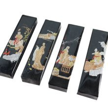 Four Pieces Of Ink Block Exquisite Gift Box Packaging?The Portrait Of Lady?