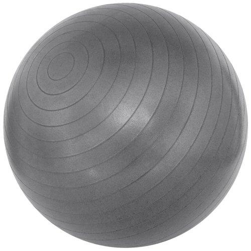 Avento Exercise Ball 75 cm Silver 41VN-ZIL