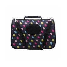 Pet Carrier Soft Sided Travel Bag for Small dogs & cats- Airline Approved #32