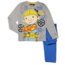 Bob the Builder Pyjamas - Grey