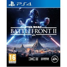 Star Wars Battlefront 2 The Last Jedi Heroes Video Game Standard Edition PS4