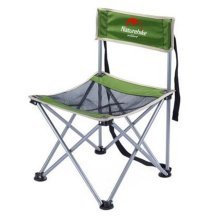Portable Folding Chair Stool Camping Chairs Fishing Travel Paint Outdoor, Tree Green