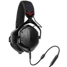 V-MODA Crossfade M-100 Over-Ear Noise-Isolating Metal Headphones - Shadow