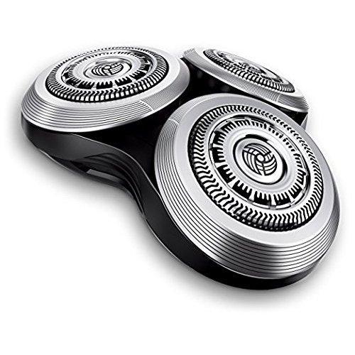 Replacement Shaving Head For Philips Norelco RQ12+ Arcitec Razor Unit Triple Track for Series 8000 (SensoTouch 3D) 1250X 1260X 1280X 1290X La Divine