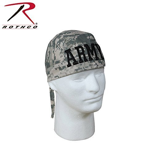 Rothco Army Headwrap, ACU Digital Camo