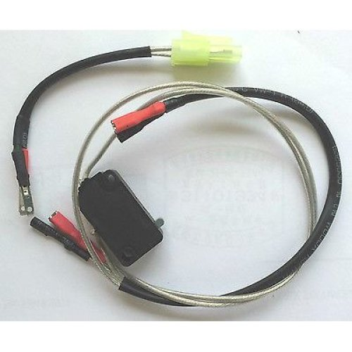 Airsoft Gearbox Switch Assembly Front Wire Wiring Qd Micro Version
