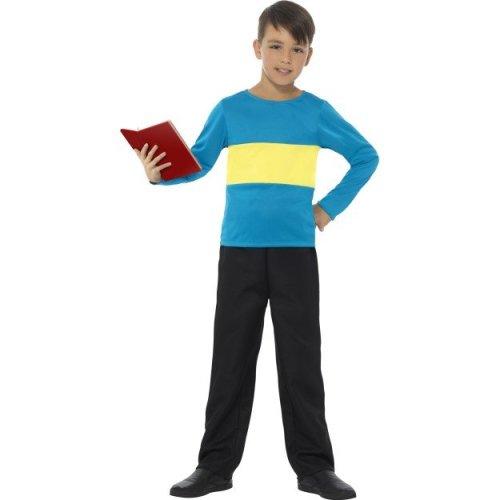 Tudor boy boys Childrens fancy dress costume Age 5-6 Medium Childs by Rubies