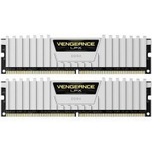Corsair Vengeance LPX 16Gb (2x8Gb) DDR4 2666MHz Kit - White