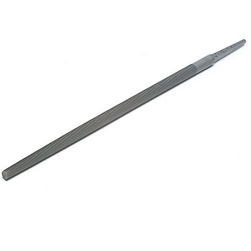 Bahco 1-230-04-3-0 Round Smooth Cut File 100mm (4in)