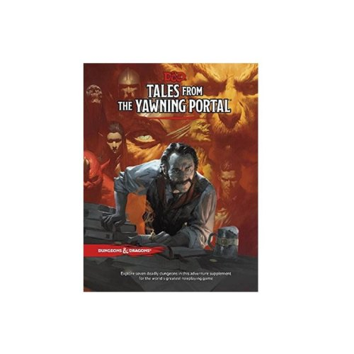 Dungeons & Dragons RPG Adventure Tales from the Yawning Portal