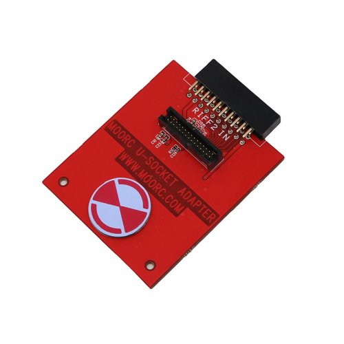 MOORC U-Socket Adapter for Riff Box 2