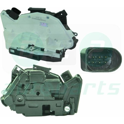 Right Front Door Lock Mechanism for Audi A1 (2011-2014) 5N0839015A, 5N0839015D