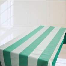 [Peaceful] Rectangle Tablecloth Canvas Table Cloth Table Cover