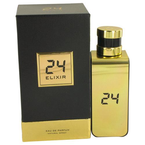 3cf681bb2f16 24 Gold Elixir by ScentStory Eau De Parfum Spray 3.4 oz on OnBuy