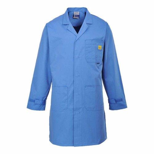 sUw Workwear - Anti-Static Electrostatic Discharge Lab Coat