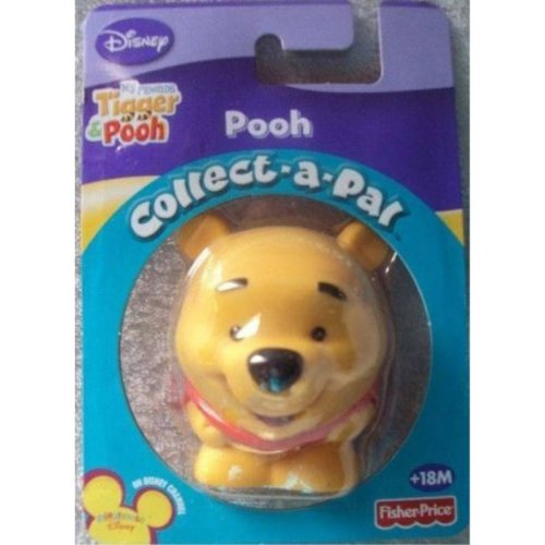 Fisher Price My Friends Tigger & Pooh Collect A Pal Pooh Figure