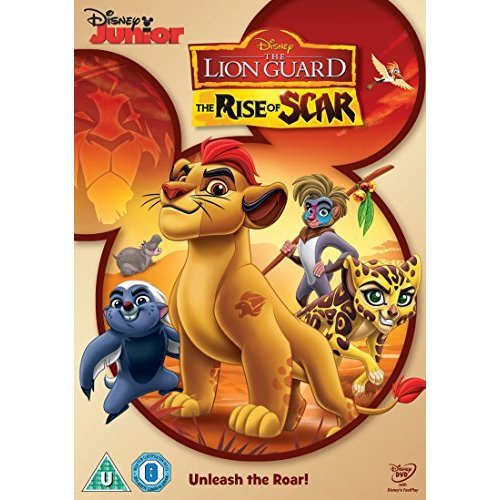 Lion Guard: The Rise Of Scar [DVD] [2017] [DVD]