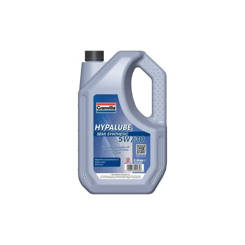 Hypalube Semi Synthetic 5W30 - 5 Litre