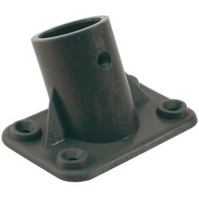 Draper Plastic Broom Bracket - Head 43788 23mm 23mm -  draper broom head plastic bracket 43788 23 mm 23mm