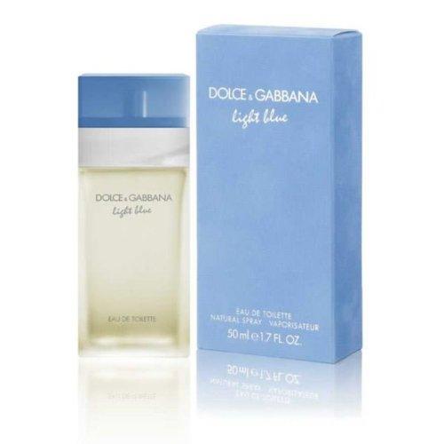 D&G Eau de Toilette Light Blue Women 50 ml