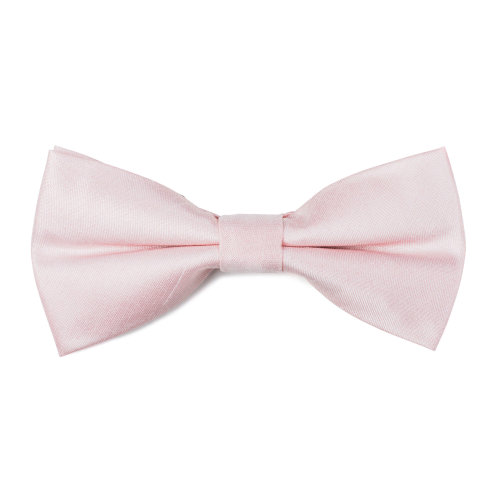 Peach Dust Shantung Bow Tie #AB-BB1005/12