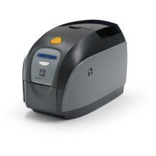 Zebra ZXP1 Dye-sublimation/Thermal transfer Colour 300 x 300DPI Black,Grey,White plastic card printer