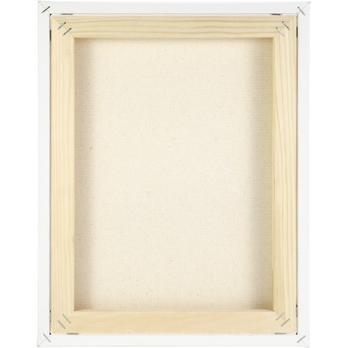 "Artist Series Stretched Canvas 11""X14"" 2/Pkg-White"