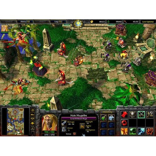Warcraft III: Reign of Chaos (Mac/PC CD)