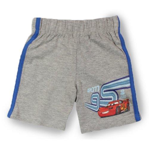 Cars Shorts - Grey
