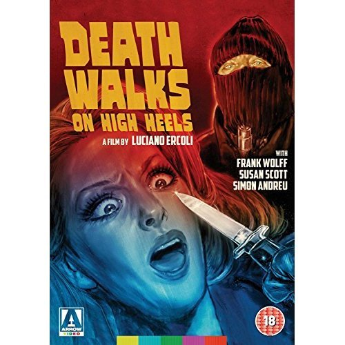 Death Walks On High Heels [DVD] [DVD]