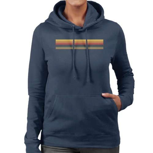 Thirteenth Doctor Who Jodie Whittaker Rainbow Women's Hooded Sweatshirt
