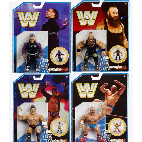 WWE Retro - Series 8 - Complete Figure Set