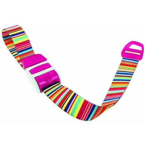Guest Medical Barcode / Multi-Colour Stripes Tourniquet
