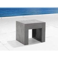 Outdoor Beton Seat - Concrete Garden Chair - TARANTO