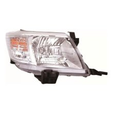 Toyota Hi-Lux Pickup 2012-10/2016 Headlight Headlamp Drivers Side O/S