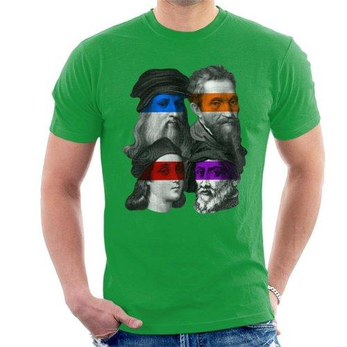 Teenage Mutant Renaissance Men's T-Shirt