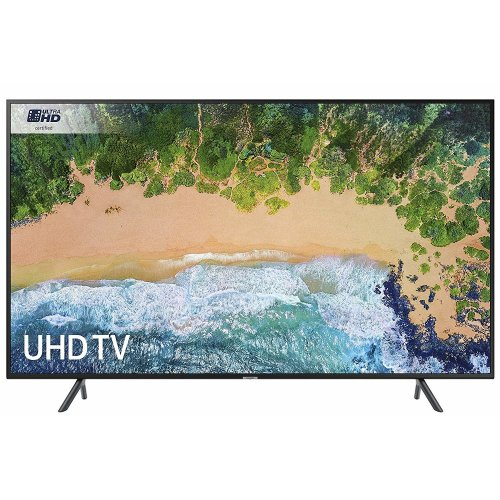 "Samsung UE55NU7100K 55"" 4K Ultra HD Smart LED TV - Black"