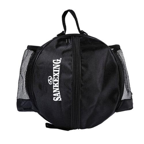 Sport Bag Basketball Soccer Volleyball Bowling Bag Carrier,balck B