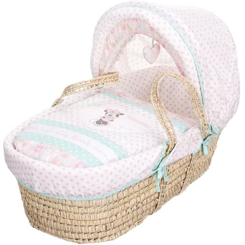 Obaby Disney Minnie Mouse Moses Basket
