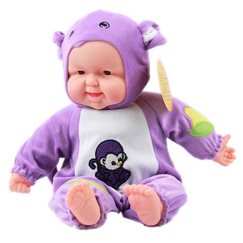 Lifelike Realistic Baby Doll/ Zodiac Doll/Soft Body Play Doll, Monkey Baby Doll