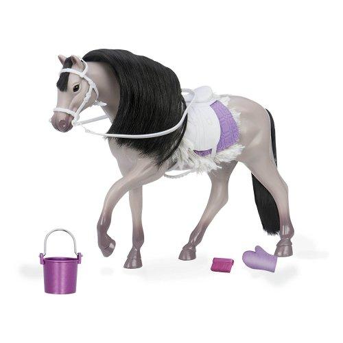 Lori Horse (Grey Andalusian)