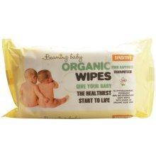 Beaming Baby Organic Babywipes Unfragranced 72 Wipes